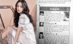 Scandal bạo lực của Goo Hara được đưa vào đề thi cấp 3 tại Hàn Quốc