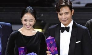 'Mr. Sunshine' vượt mặt 'Thư ký Kim' thắng lớn tại APAN Star Awards