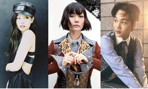 Top 3 sao Hàn là 'Biểu tượng của sự xa xỉ'