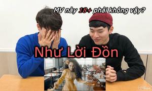 Bạn trẻ Hàn nói gì khi xem MV 'Như lời đồn' của Bảo Anh?
