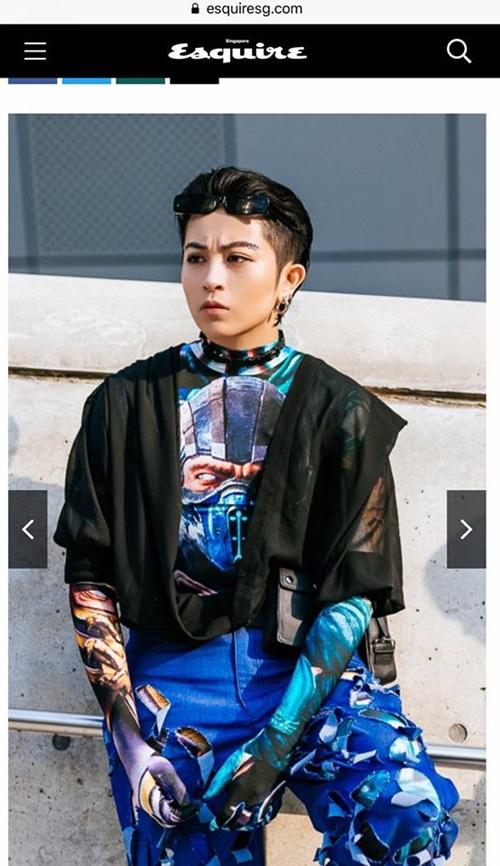Style của Hoàng Oanh, Gil Lê, Kye Nguyễn tại Seoul Fashion Week lên báo nước ngoài - 1
