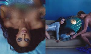 Sau cô em Kendall, đến lượt Kim Kardashian tung ảnh nude gây tranh cãi