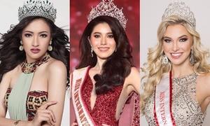 10 ứng viên tiềm năng của Hoa hậu Quốc tế 2018