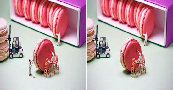 Mê mẩn đồ ăn ngon, bạn có nhận ra điểm khác biệt? (2) - 7