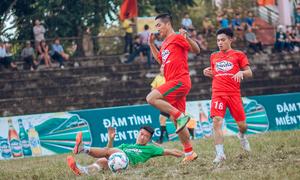 Kết thúc giải Bóng đá Thanh Hóa - Cúp Huda 2018