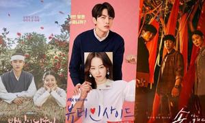 3 drama Hàn được khán giả quan tâm nhất trong tháng 10
