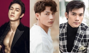 Hội 'nam thần' mới nổi của màn ảnh Việt 2018