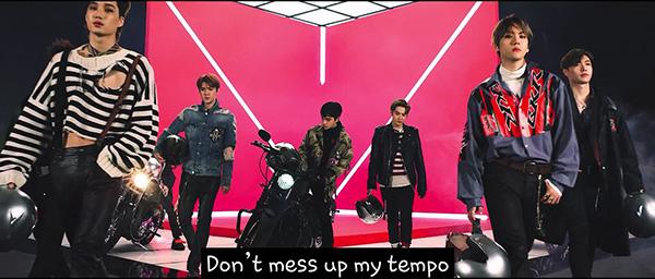 EXO cool ngầu trong MV mới.