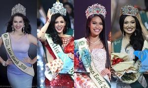 Quốc gia sở hữu nhiều Hoa hậu Trái đất nhất