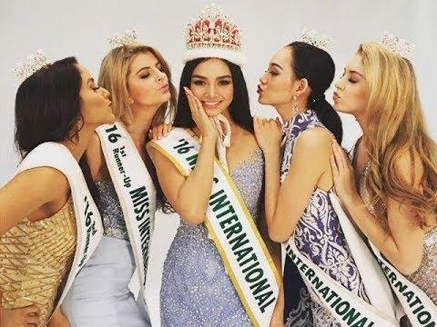 Bạn biết gì về cuộc thi nhan sắc Miss International?
