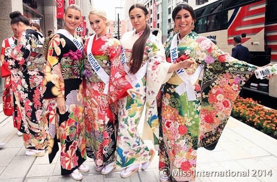 Bạn biết gì về cuộc thi nhan sắc Miss International? - 4