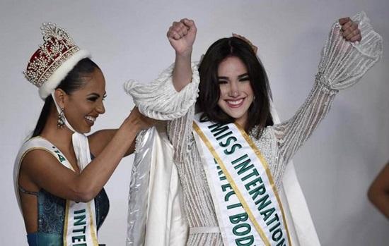 Bạn biết gì về cuộc thi nhan sắc Miss International? - 1