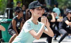 Diễm My 9x, Khả Ngân gia nhập cộng đồng chạy bộ quốc tế ở Việt Nam