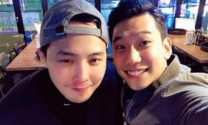 Nếu muốn đẹp trai béo tốt hơn thì hãy nhập ngũ, G-Dragon đã chứng minh điều đó