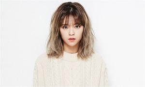 Tỷ lệ gương mặt nhỏ nhắn của Jeong Yeon gây sốt