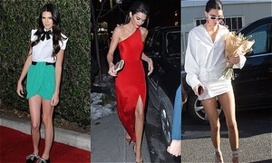 Kendall Jenner - từ cô bé mờ nhạt đến danh hiệu IT Girl làng mốt