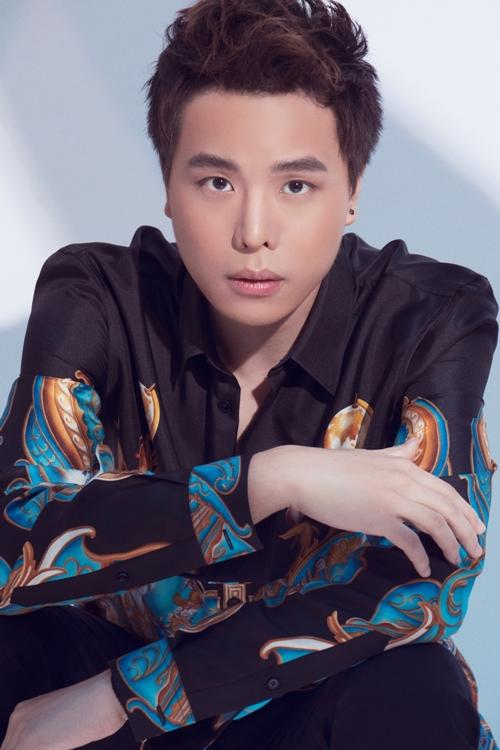 Ca sĩ Trịnh Thăng Bình.