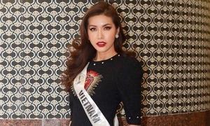 Minh Tú 'ngẩng cao đầu' trước thị phi mua giải ở Miss Supranational