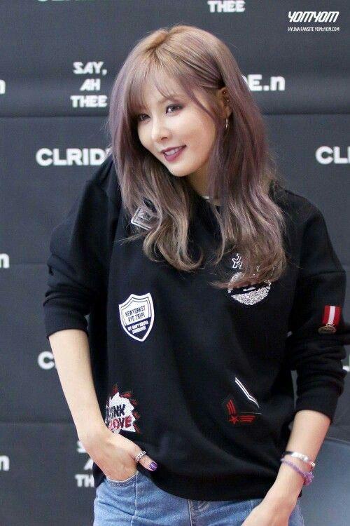 Người hâm mộ đang mong mỏi Hyun Ah tăng cân và quay lại với phong cách ăn mặc, trang điểm như trước đây.