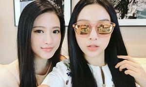 Em gái của mỹ nhân Việt: Không tham gia showbiz vẫn hút fan vì xinh, sang