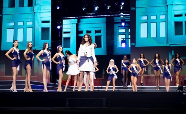 Đêm chung kết Hoa hâu Siêu quốc gia 2018 diễn ra lúc 2h00 (giờ Việt Nam) ngày 8/12 và được tường thuật trực tiếp trên fanpage, kênh YouTube chính thức của cuộc thi.