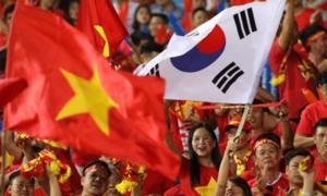 'World Cup', 'AFF Cup', 'U23' được người Việt tìm kiếm nhiều nhất năm 2018