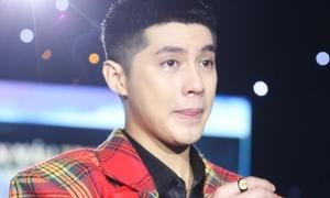 Noo Phước Thịnh bật khóc khi chia sẻ với fan trong sinh nhật
