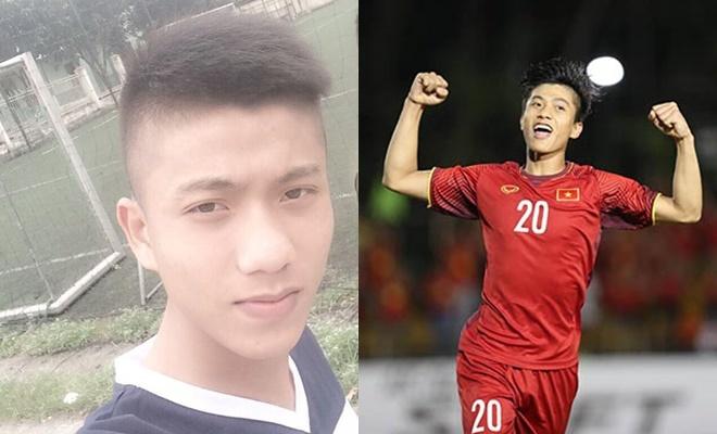 <p> Cầu thủ người Sông Lam Nghệ An - Phan Văn Đức - với tài năng và lối chơi thông minh đã góp công lớn vào chức vô địch của tuyển Việt Nam tại AFF Cup 2018.</p>