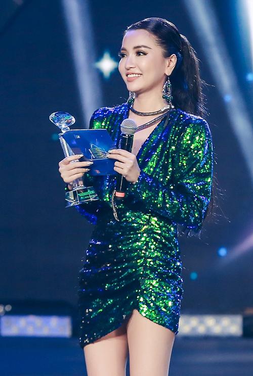 Ca sĩ Bích Phương.