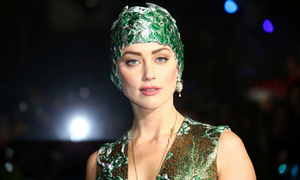 Amber Heard: Người đẹp 'đào mỏ' thành ngôi sao phim tỷ đô