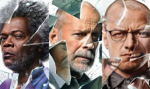 ''Bổ túc'' kiến thức trước khi xem ''Glass: Bộ ba quái...
