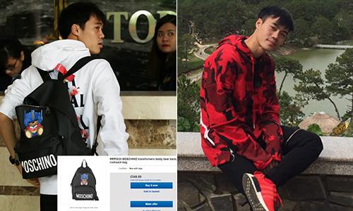 Văn Toàn là ''rich kid'' thứ thiệt của tuyển Việt Nam: Mặc áo 16 triệu, đi giày 42 triệu