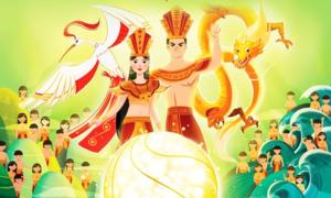 Đọ sự hiểu biết về truyền thuyết Việt Nam
