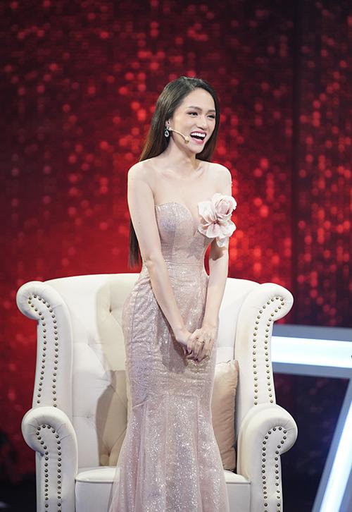 Hành trình của Hương Giang tại chương trình và cái kết có tìm được bạn trai mới hay không sẽ được bật mí trong tập tiếp theo lên sóng vào tuần tới.