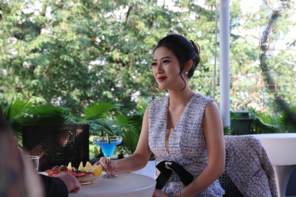 Trang Cherry góp mặt trong một vai nữ phụ.
