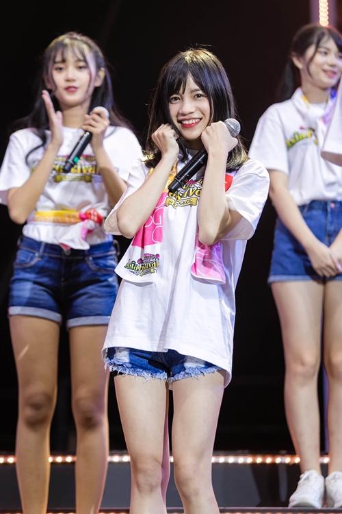Nhóm nhạc nữ đông nhất Vpop SGO48 bùng nổ ở sân khấu quốc tế - 6