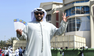 Nhận vé miễn phí từ Hoàng tử UAE, người hâm mộ rao bán giá gấp... 40 lần