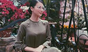 Những sao Việt mắc lỗi lộ nội y khi diện áo dài