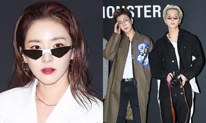 Dara gây choáng với style cool ngầu bên dàn mỹ nam Winner