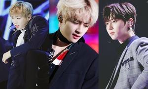 BXH danh tiếng nam idol tháng 2: Wanna One bị 'xóa sổ', BTS thống trị top 10