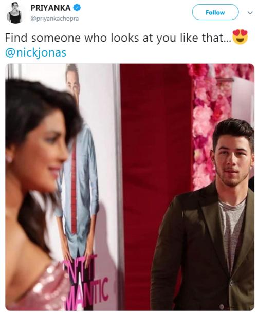 Vợ Nick Jonas 'thách' thế giới tìm được người 'si tình' như anh, hội shipper 'đáp trả'