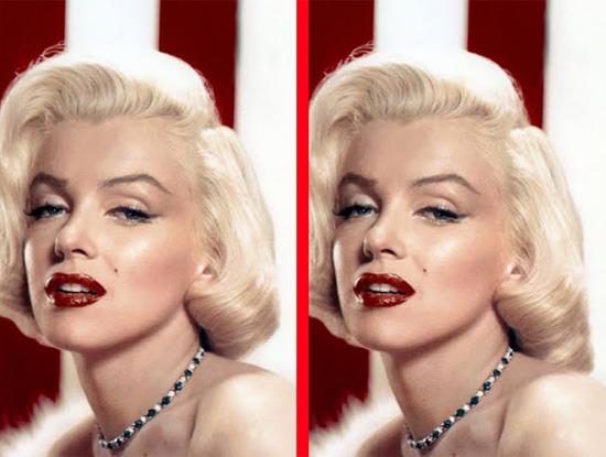 Người đẹp Marilyn Monroe có gì khác lạ?