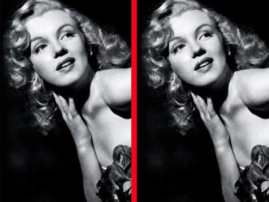 Người đẹp Marilyn Monroe có gì khác lạ? - 4