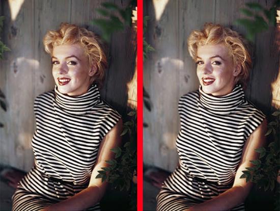 Người đẹp Marilyn Monroe có gì khác lạ? - 7