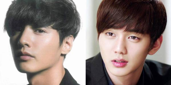 Won Bin và Yoo Seung Ho.