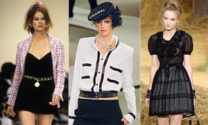 Nhìn lại những thiết kế hàng chục năm trước để biết vì sao đồ Chanel đắt đỏ
