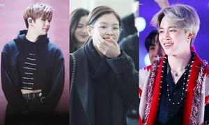 BXH thương hiệu idol tháng 2: Jennie vào top 3 cùng Ji Min, Kang Daniel