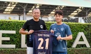Xuân Trường tiết lộ lý do chọn áo số 21 tại Buriram