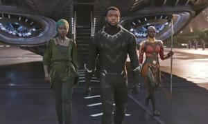 Bom tấn siêu anh hùng 'Black Panther' giành 3 tượng vàng Oscar