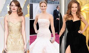 25 bộ cánh thảm đỏ đáng nhớ nhất trong lịch sử giải Oscar